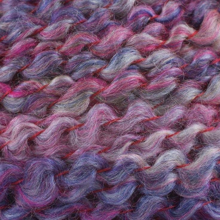Lion Brand Homespun   Knitting Yarn & Wool   LoveKnitting ...