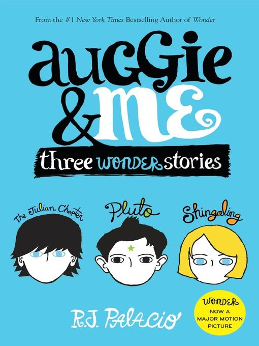 31 best new ebooks for april 2018 images on pinterest auggie me gives readers a special look at auggies world through three new points of view these stories are an extra peek at auggie before he started at fandeluxe Images