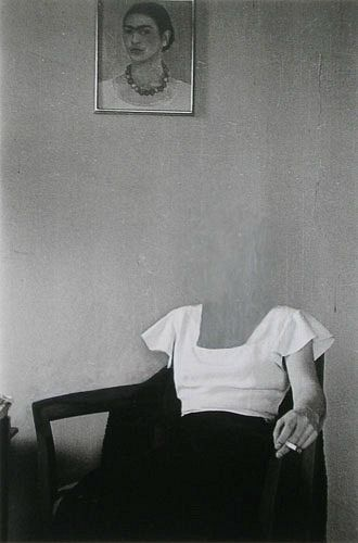 Charlotte Bracegirdle, New York 1932 (2010) I love this!! It's like a self portrait but she has no idea who she is and wishes to be Kahlo