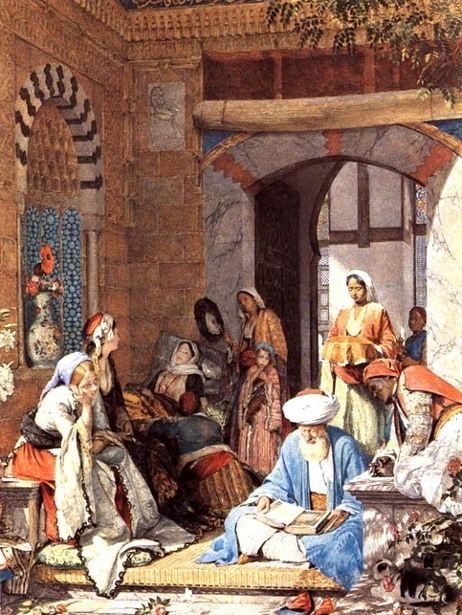 And The Prayer Of Faith Shall Save The Sick, John Frederick Lewis
