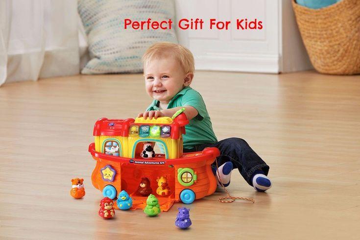 Educational Baby Toys 1 2 Year Animal Adventures Ark Learning Toddler 3 4 5 Year #EducationalBabyToys
