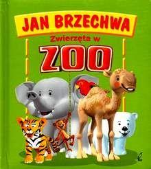 Zwierzęta w zoo - Książki
