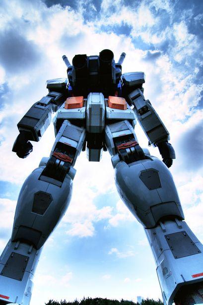 Gundam_2 | 街並み・建物 > その他の写真 | GANREF