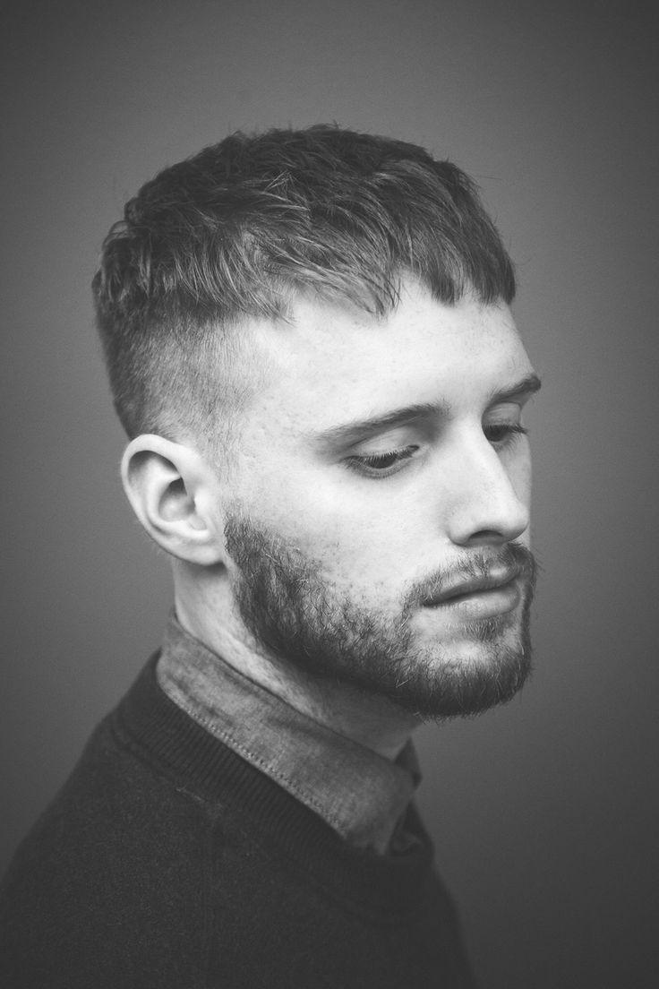 Mid contoured haircut