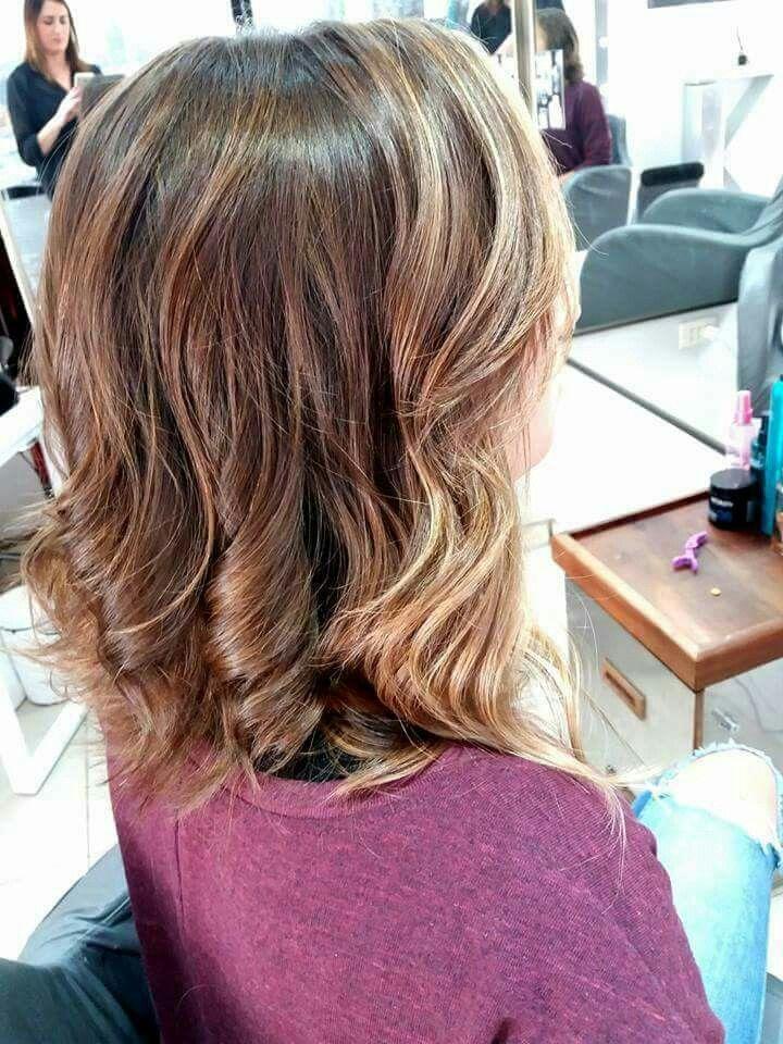 Hair Contouring / long bob desconectado