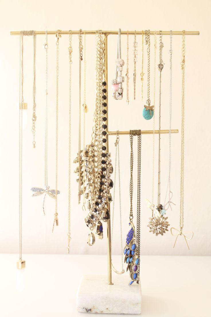 Best 25 Jewellery Stand Ideas On Pinterest Wooden