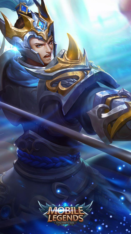 Yun Zhao é um filho do Grande Dragão, jurou vagar de mundo para mundo, ajudando regras sábias pelo decreto do Dragão. Sempre que um novo rei necessita de força, Yun Zhao inverte o espaço e o tempo para remover todos os obstáculos e inimigos diante do rei, usando técnicas de luta contra lanças dotadas por ele pelo Grande Dragão.