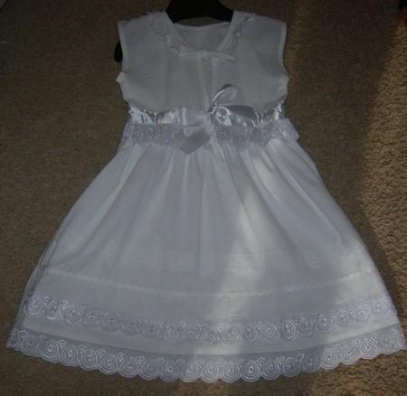 Платье для крещения для 5 лет