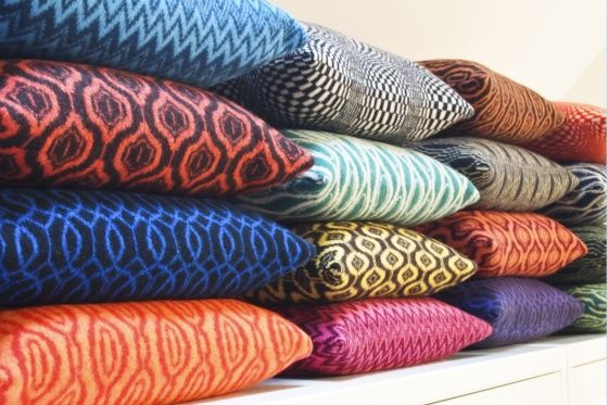 Seven gauge studios cushions