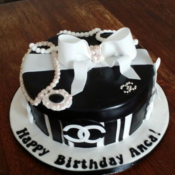 Chanel Cake Designs: Top 25+ Best Chanel Birthday Cake Ideas On Pinterest