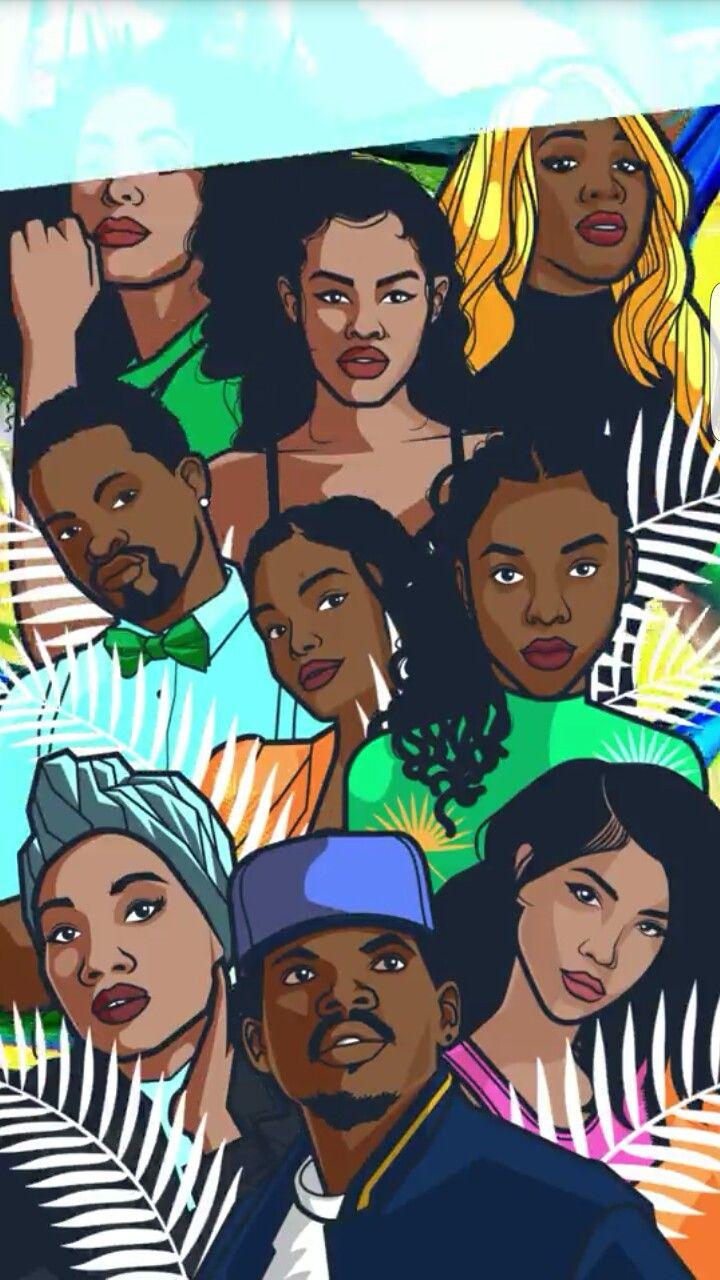 Dope Art Culture Comic Book Wallpaper Black Graphic Novels Desktop People