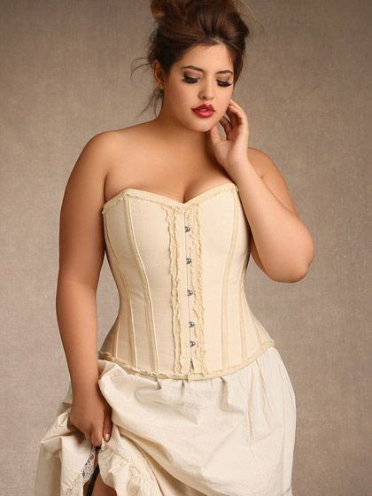 Plus size corset dresses are bold and adventurous, and are the perfect choice for fearless and voluptuous women!
