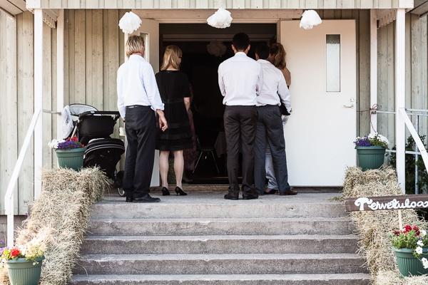 Wedding in the countryside. © Otso Kaijaluoto.