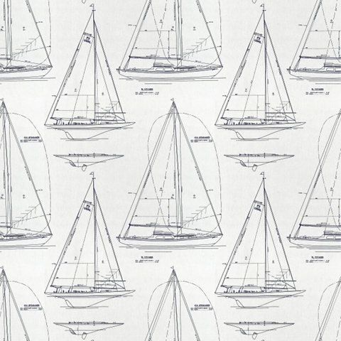 sail away--so cute for wallpaper or something!