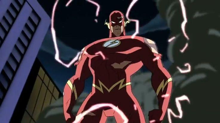 Liga Da Justiça Sem Limites: Flash e seu soco de massa infinita (Dublado)