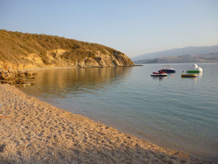 Beach, Pag, Croatia