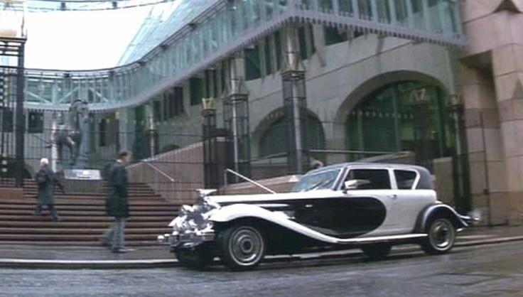 One of Cruella DeVille's cars