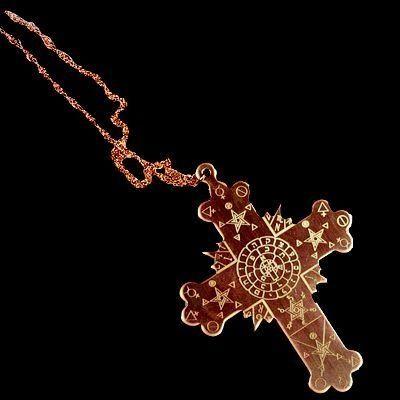 79 best rosicrucian images on pinterest cross stitches crosses hermetic rose cross aloadofball Images
