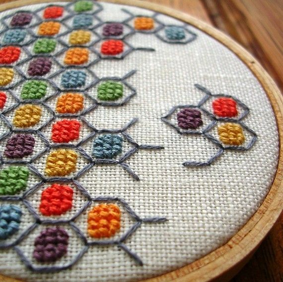 Geometric Cross-stitch