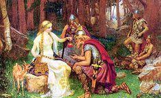 Idun and the Apples - 北欧神話 - Wikipedia