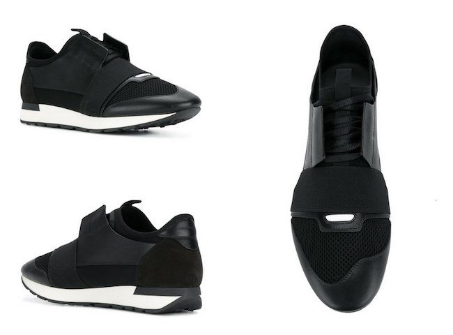 15 Balenciaga Men's Sneakers That Look Extremely Robust in
