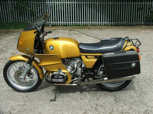 BMW R100 RS 1980 spare for courier comp