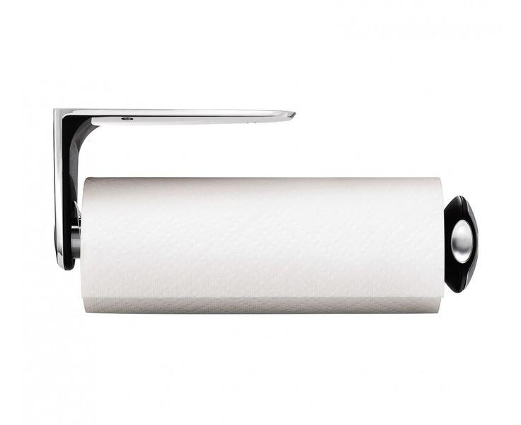 simplehuman | wall mount paper towel holder & dispenser