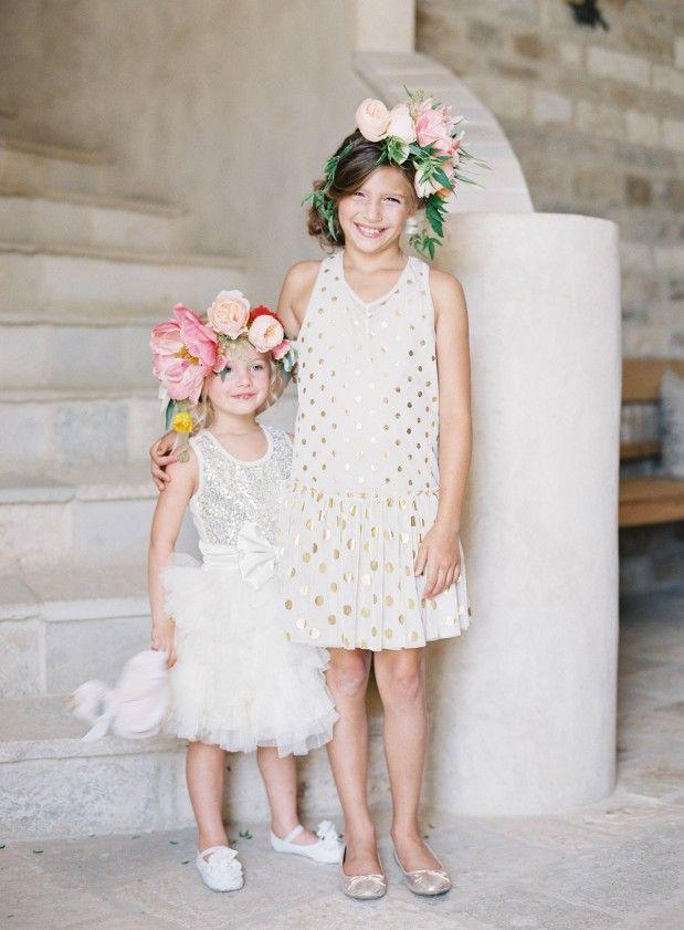 Summer flower girl dresses wedding
