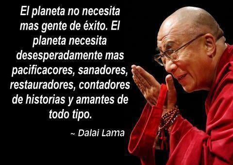 Mensaje del Dalai Lama | Letras, Palabras, Frases ...