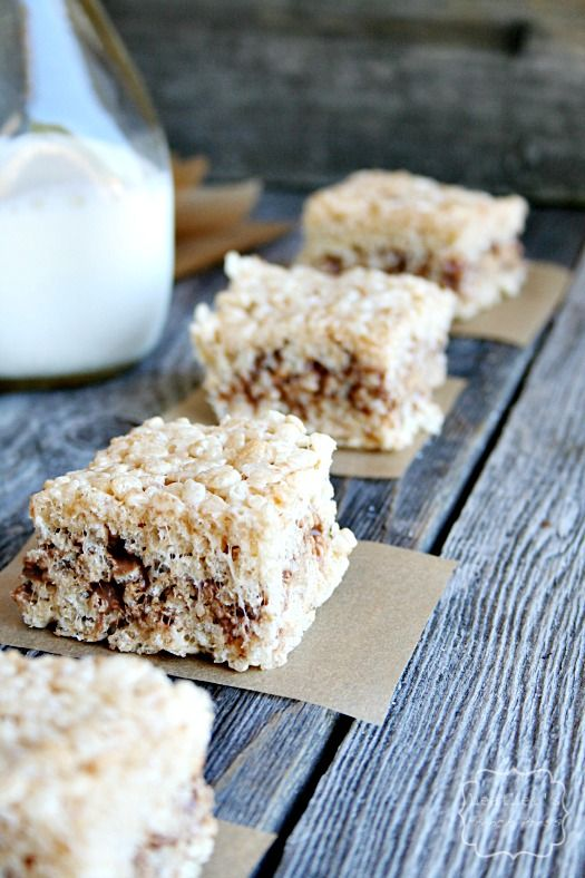 The Rice Krispy Treat. A classic lunch box item.  SO easy to make the kids can do it themselves, but still a family favorite. There are probably thousands of variations floating around the interweb, but I have always enjoyed plain old original the most. That may just have changed.   Sometime last …