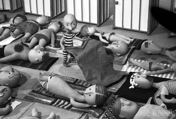MIEJSCE dir. Edward Sturlis (1965)