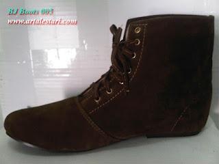 Sepatu Boots Fashion - Arta Lestari