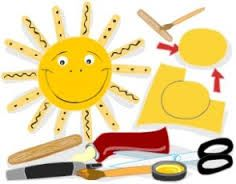 sun crafts for kids - Google Search