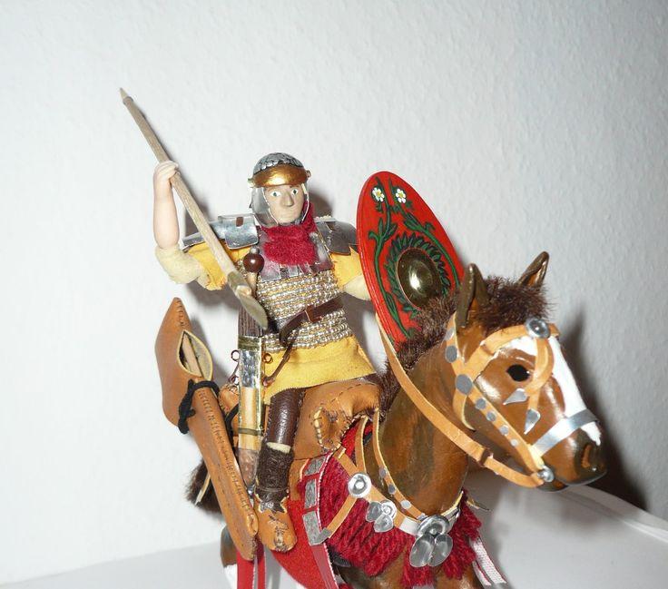 Roman Auxilary Rider by Jannis Kernert: JannisKernert.deviantart.com on @DeviantArt