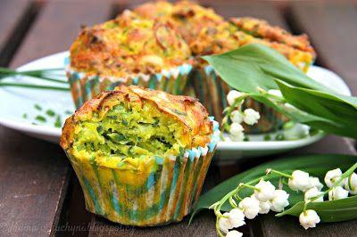 Hráškové muffiny (od 1 roku) | Máma v kuchyni