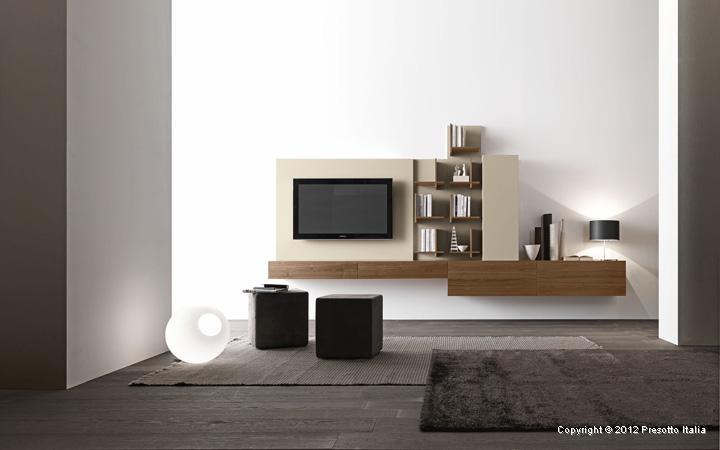super elegant wall unit