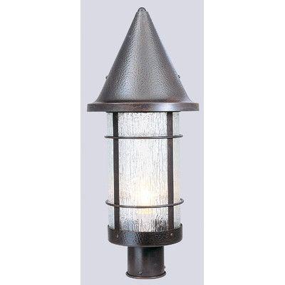 Best 25 craftsman outdoor lighting ideas on pinterest exterior arroyo craftsman valencia outdoor 1 light lantern head size 1925 h x 925 mozeypictures Images