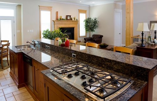 Inspirational Examples Of Granite Countertops