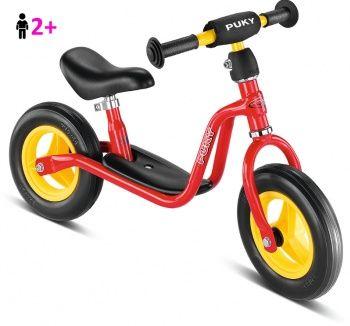 Rowerek biegowy Puky LR M - czerwony