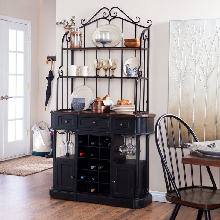 Bakers Racks From Hayneedle Are Ideal For Kitchen Storage. Shop Bakers  Shelves And Kitchen Bakers Racks To Find The Perfect Bakers Rack For Sale.