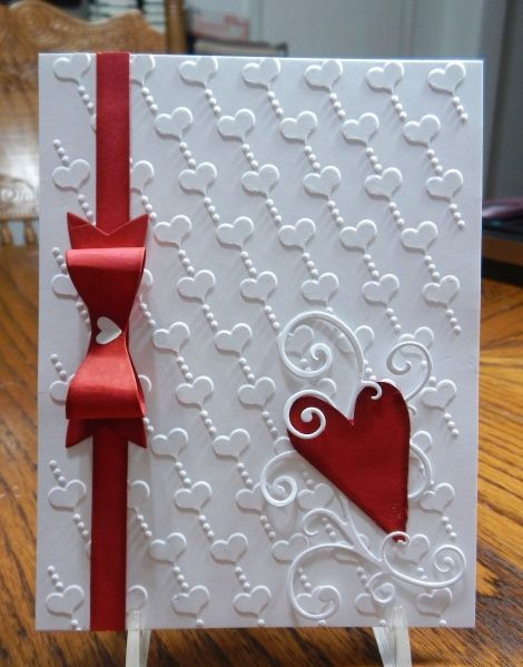 F4A165 Floating Hearts by jandjccc - Cards and Paper Crafts at Splitcoaststampers
