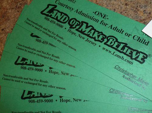 Land of Make Believe ticket giveaway!   PSMM   Pinterest ...
