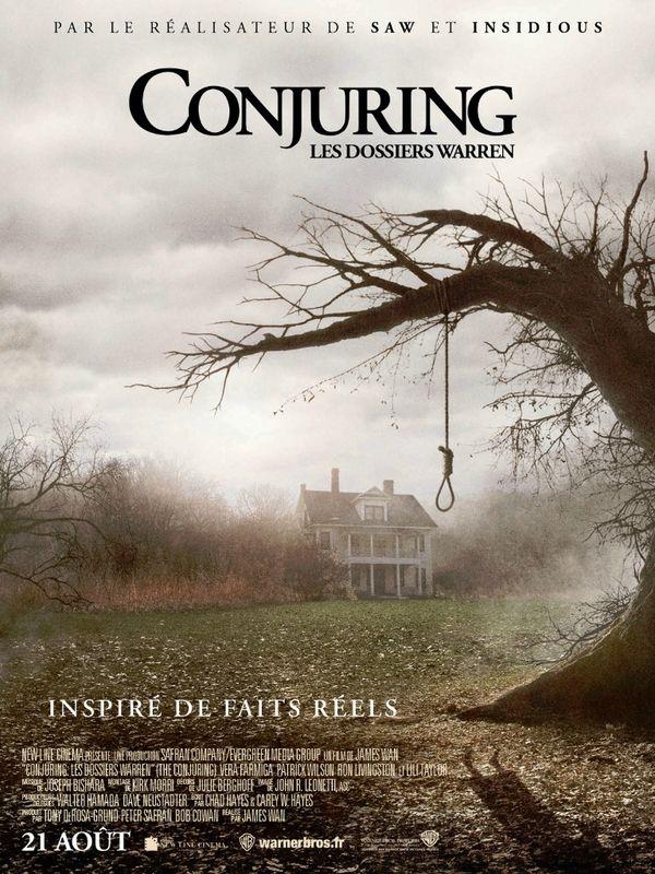 Conjuring : Les Dossiers Warren (Esprits diaboliques)