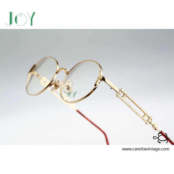 Joy Kazu / Vintage eyeglasses and sunglasses / NOS 90's rare designer eyewear prescription frame
