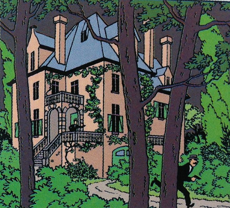 1074 Best Art By Herge Georges Remi 2 5 1907 3 3 1983