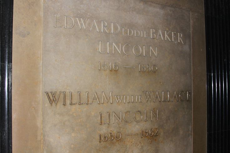"Edward Baker ""Eddie"" Lincoln (1846 - 1850) - Find A Grave Photos"