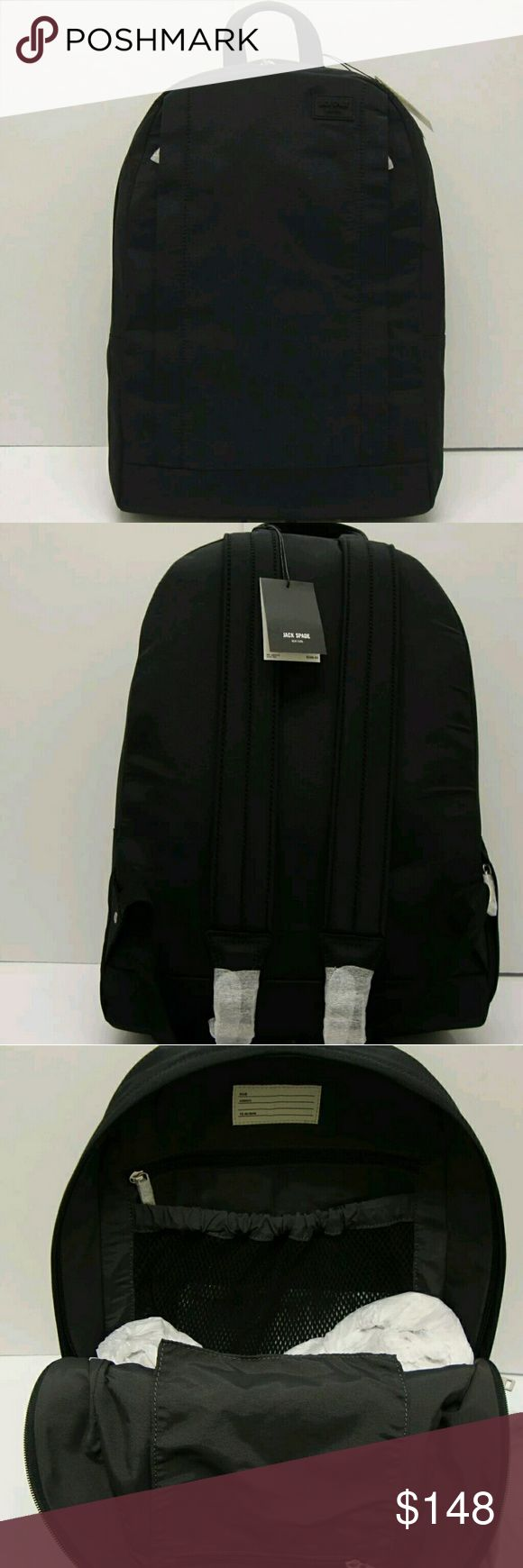 Jack Spade Tech Backpack New with tags Jack Spade Bags Backpacks