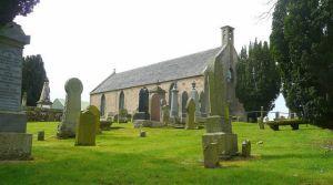 James Calder, puriteinse prediker in de Schotse Hooglanden -  Het kerkje van Croy. beeld Wikimedia, Jonathan Billinger