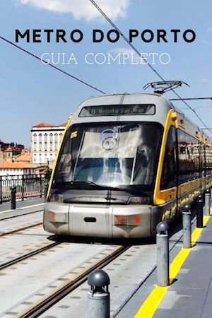 Como usar o metro do Porto? | Blog Portoalities