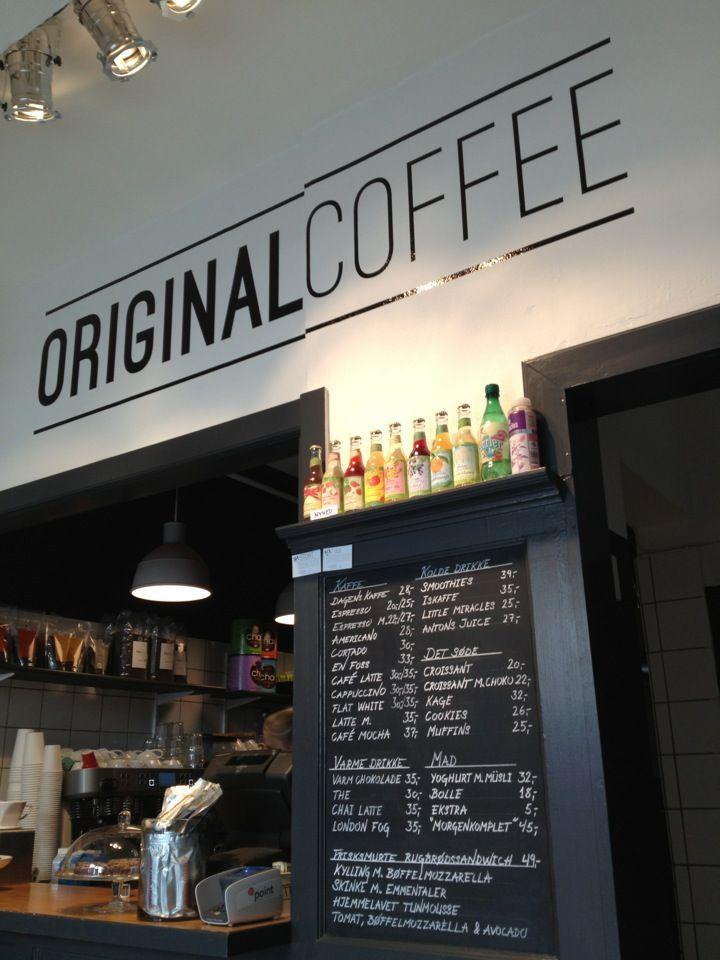 Original Coffee in København, Region Hovedstaden